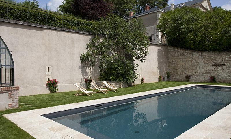 Création de piscine Saumur | Entreprise Berjamin et Fils